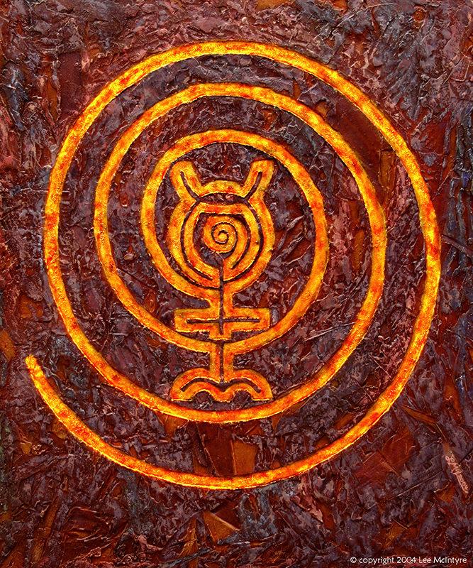Spiraling Creation