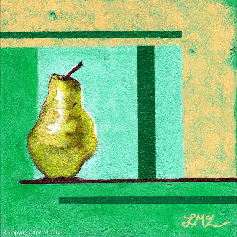 Une Petite Pear